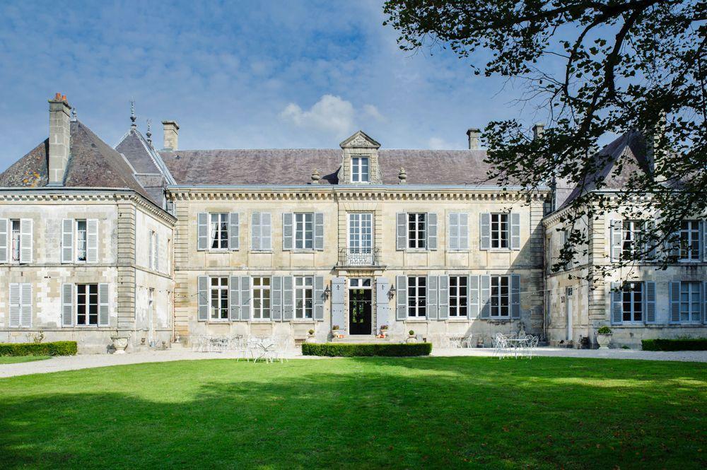Chateau de Jaques Facade