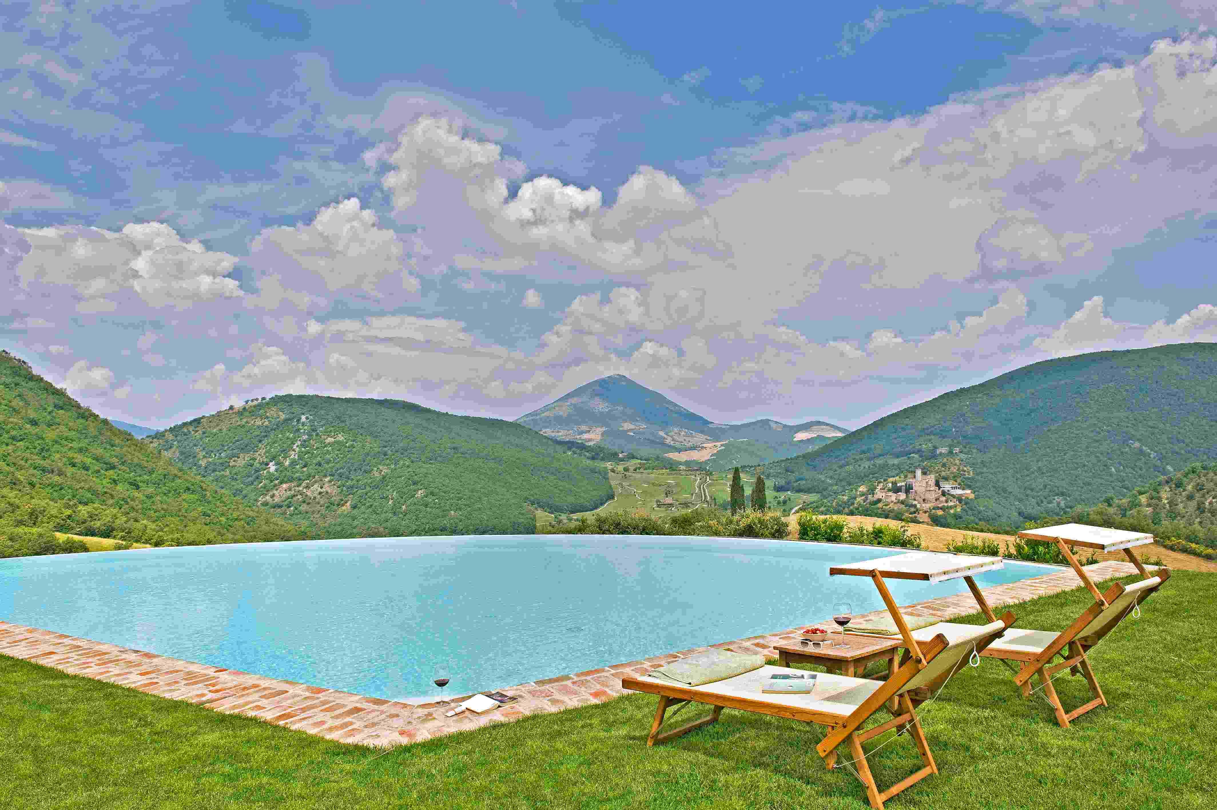 Villa Subtila Pool View