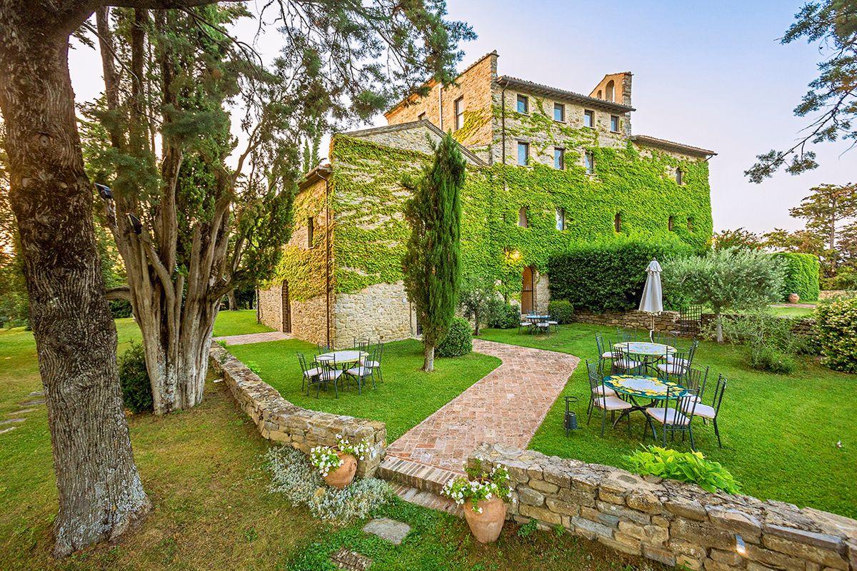 Villa Bastia Facade