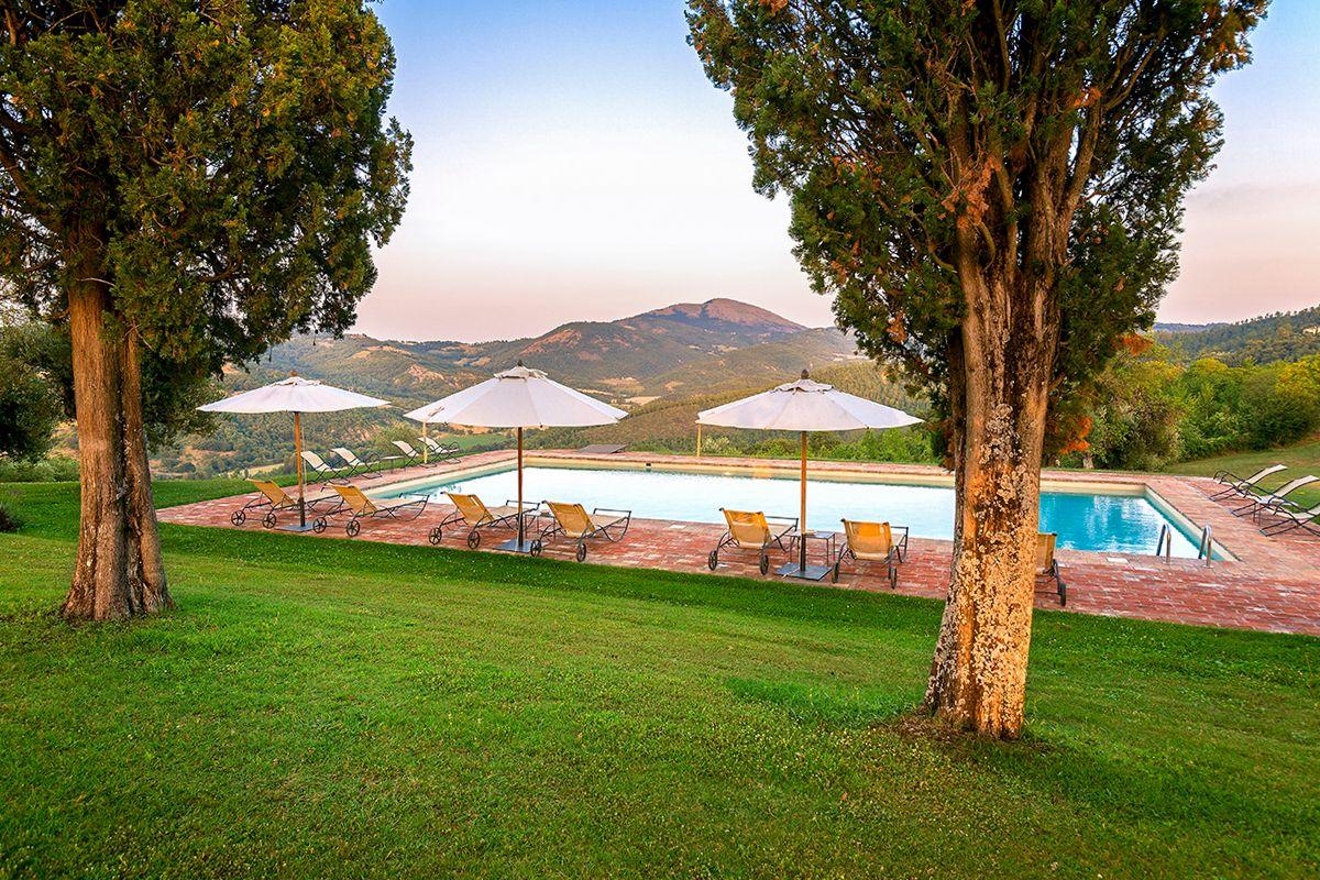 Villa Bastia Pool View