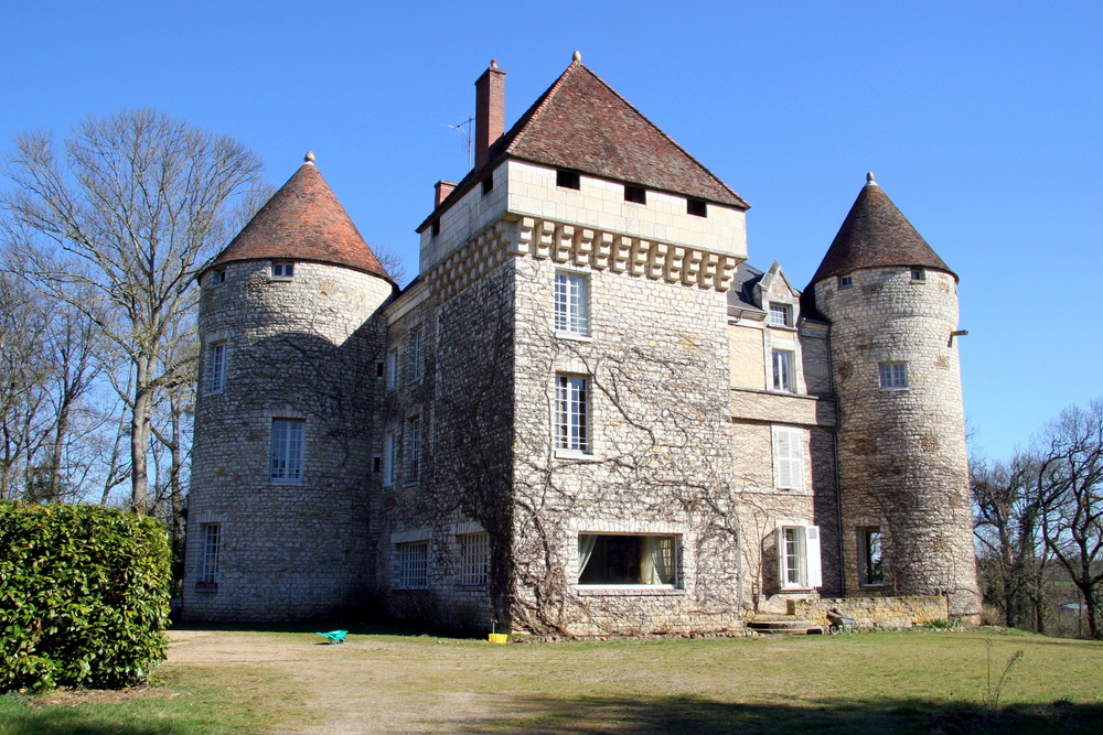 Chateau de Cheimeray - Loire Valley - Oliver's Travels