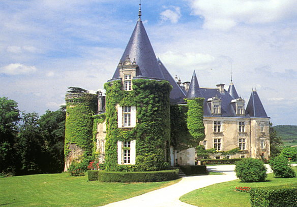 Chateau Du Campe - Dordogne - Oliver's Travels.jpg