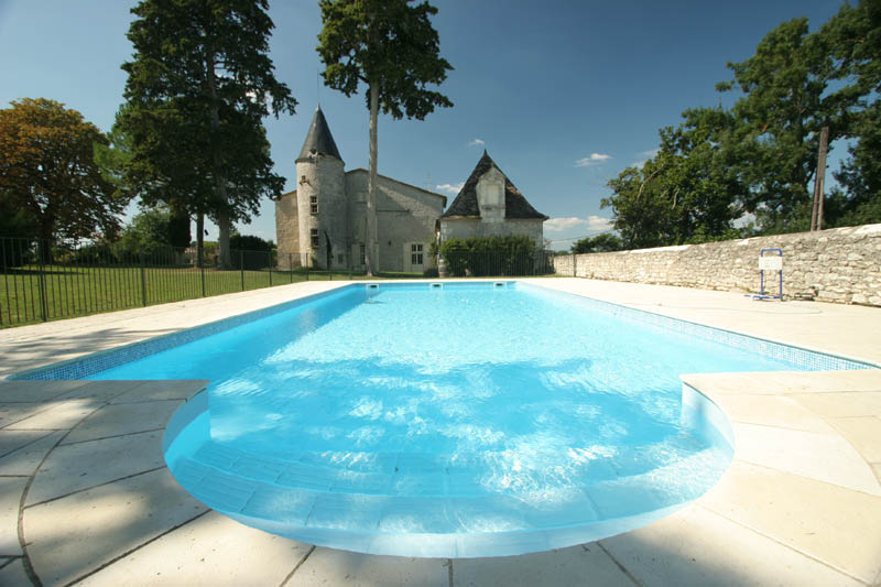 Chateau de Falloye - Dordogne - Oliver's Travels