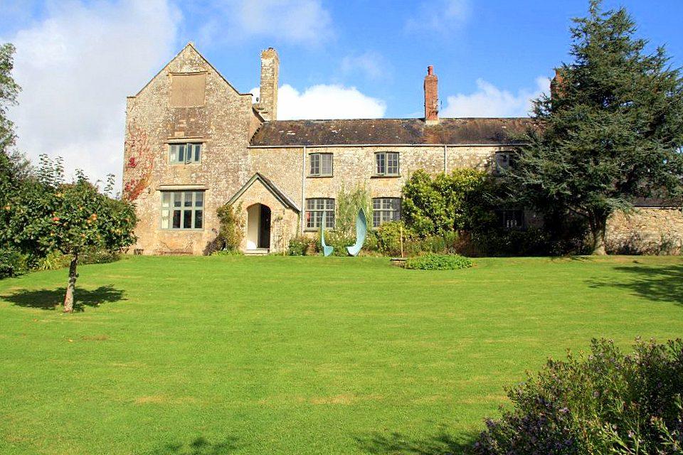 Devon Manor House - Devon - Oliver's Travels