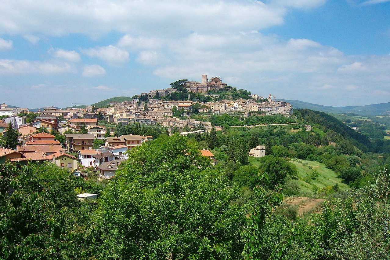 Village in Umbria