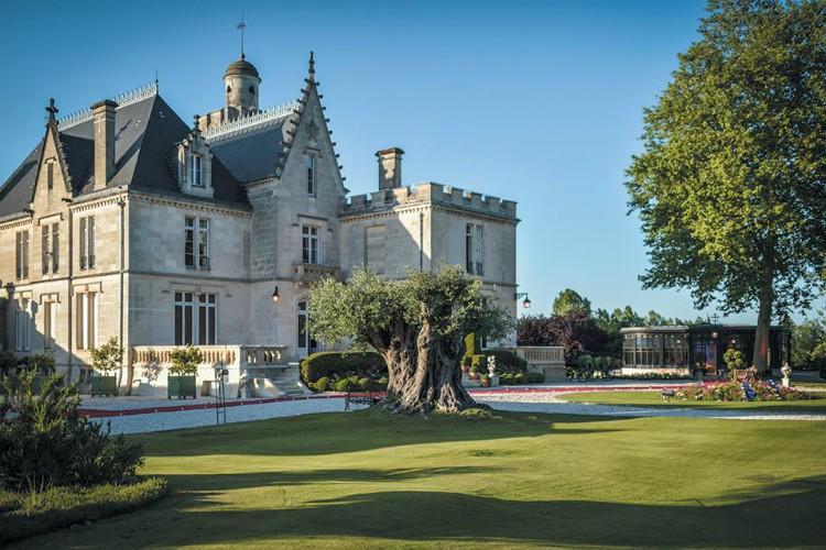 Chateau Pape Clement - Pessac bordeaux vineyard, wine tasting in bordeaux, top 3 vineyards to visit in bordeaux