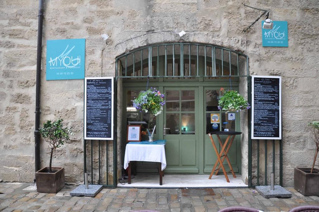 MYOU Restaurant & Poissons
