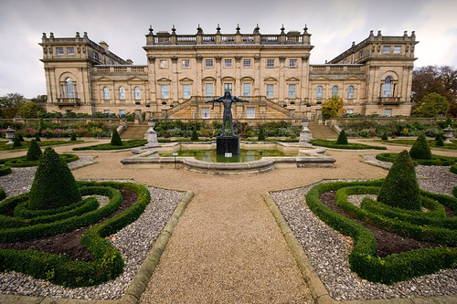 Harewood House - West Yorkshire - Oliver's Travels