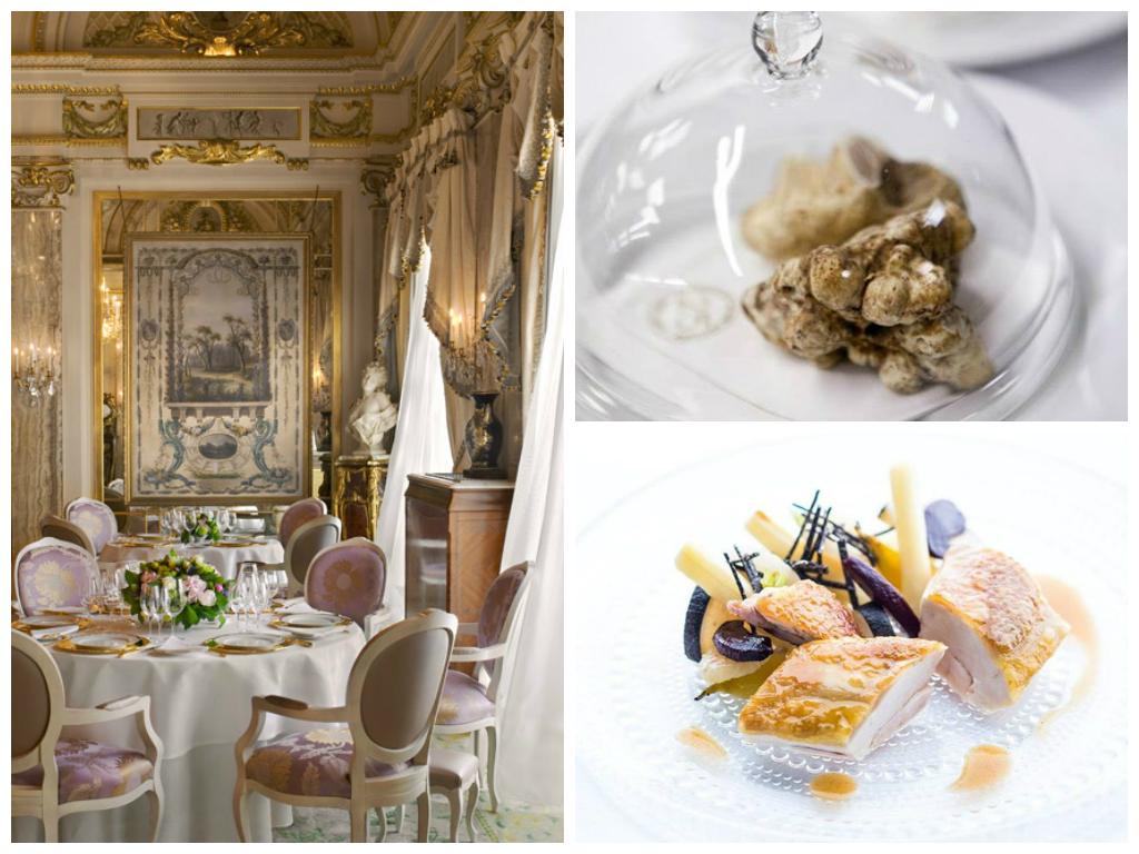 Le Louis XV Restaurant - Monaco