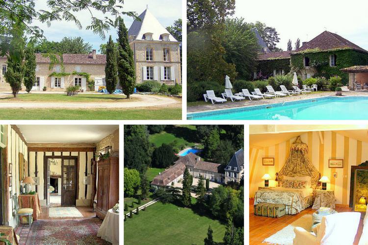 Château De Simon - Aquitaine - Oliver's Travels