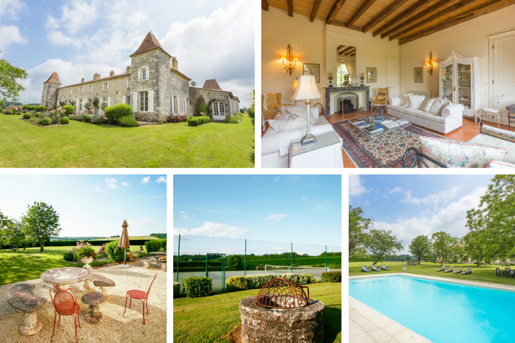 Château Duras - Aquitaine - Oliver's Travels