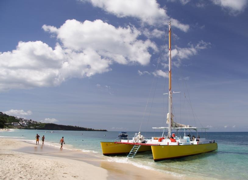Boat - Grenada - Oliver's Travels