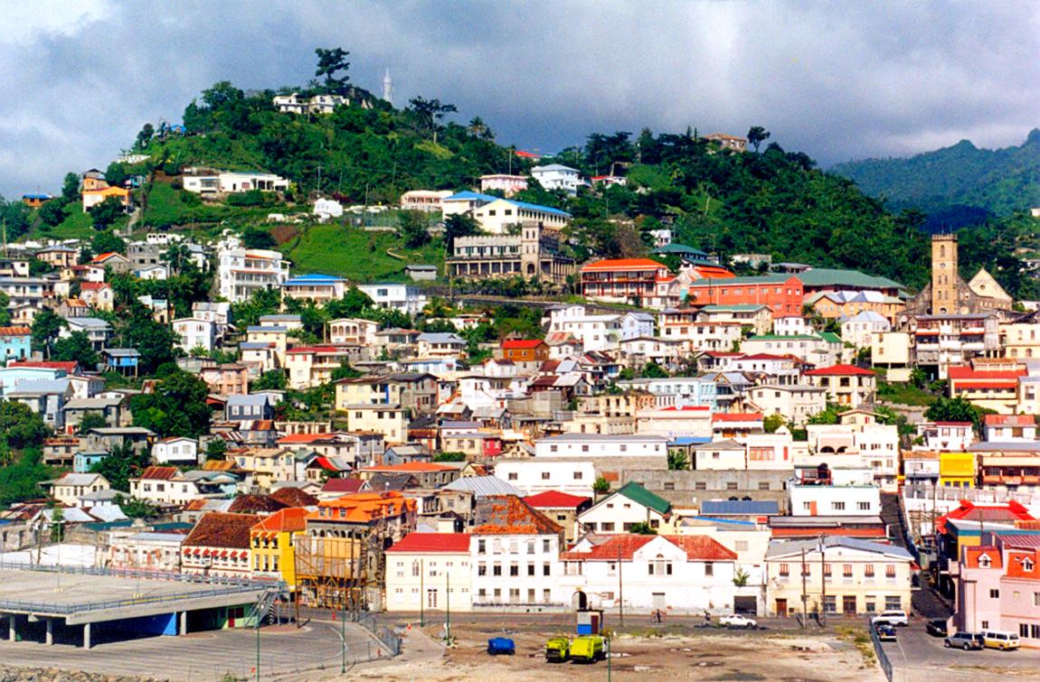 Most Beautiful Caribbean Towns