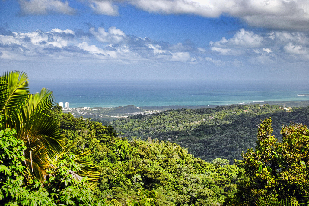 Puerto Rico - Caribbean - Oliver's Travels