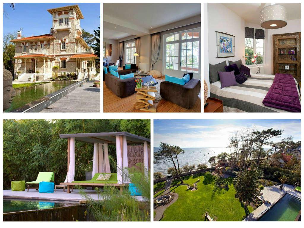 Villa Le Bassin, Aquitaine - Oliver's Travels