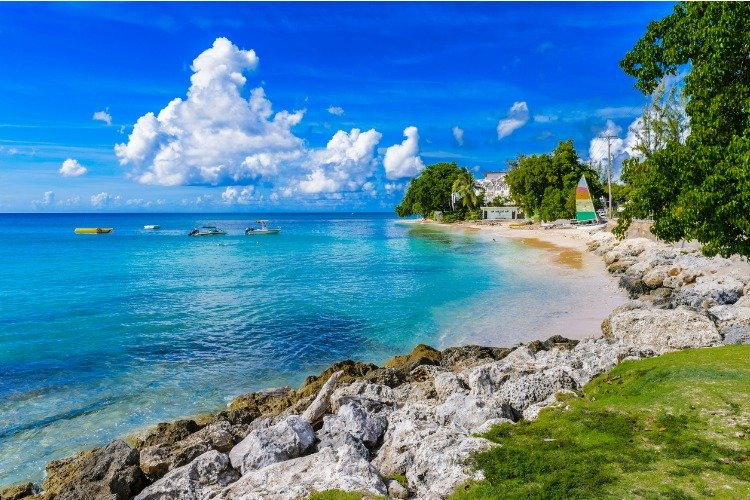 caribbean sailing routes