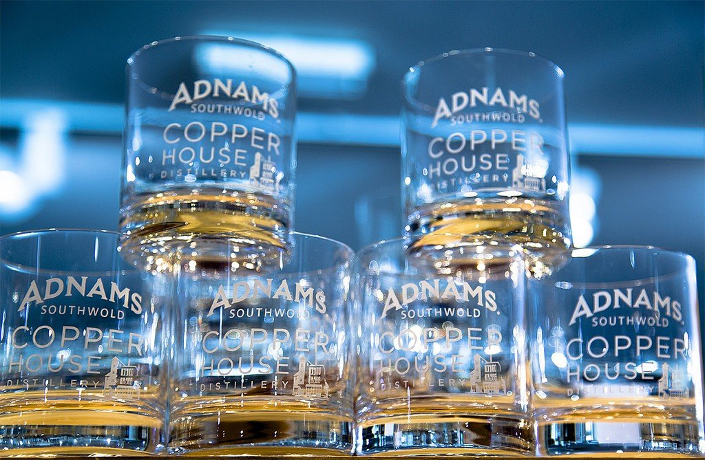 Adnams Brewery - England - Image courtesy of Adnams via Flickr