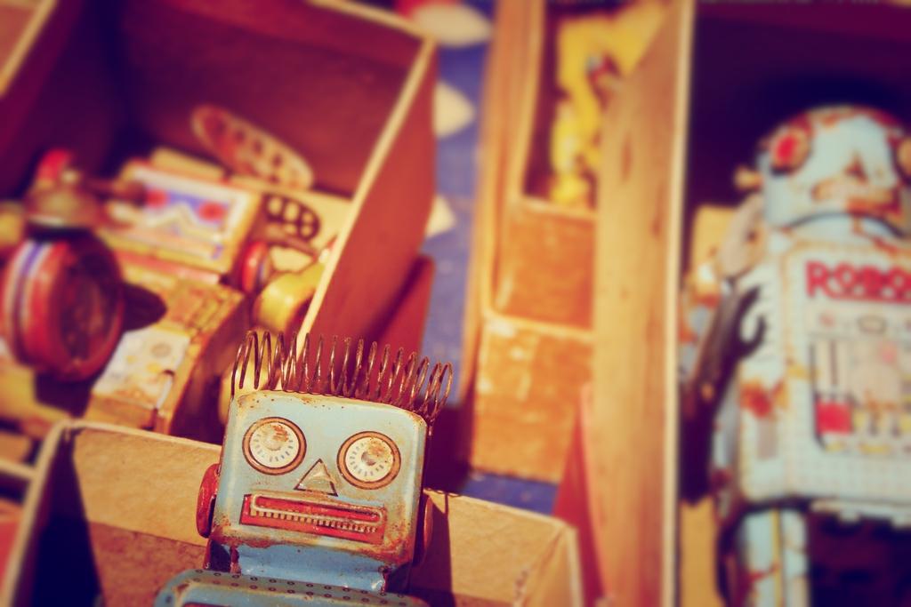 Antiques Toys