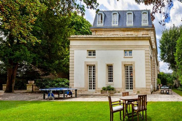 Chateau D'alsace, Paris - Luxury French Villas - Oliver's Travels