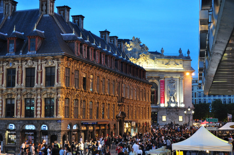 La Braderie in Lille, France – Oliver's Travels (Image courtesy of Frédérique Voisin-Demery via Flickr) Luxury villas in Northern France