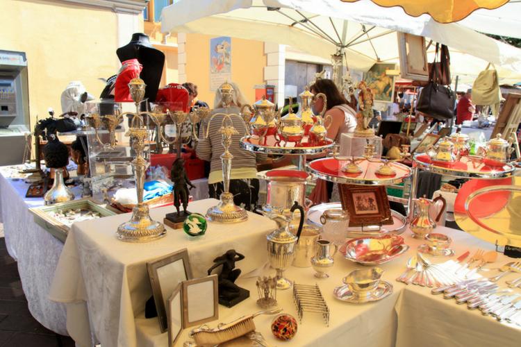 Toulouse Antiques Fair, France
