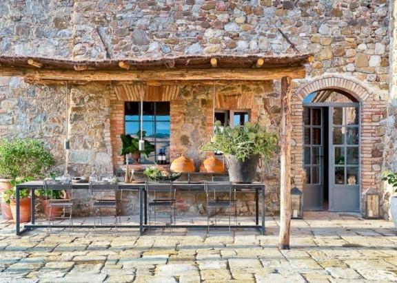 Villa Rombi - Tuscany - Oliver's Travels