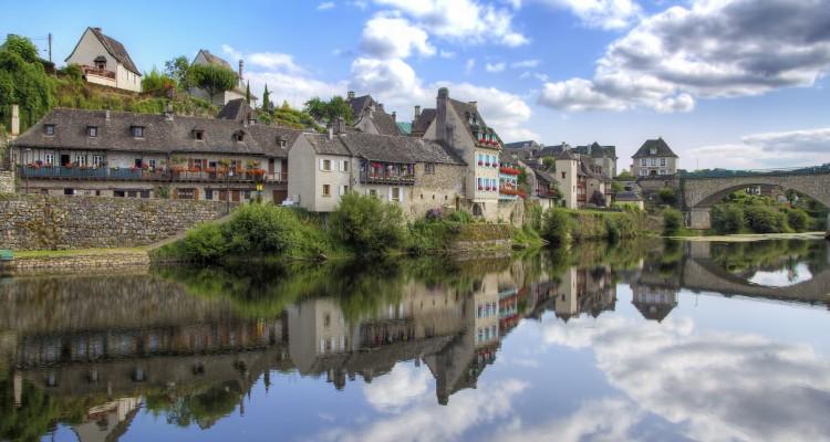 Argentat - Central France
