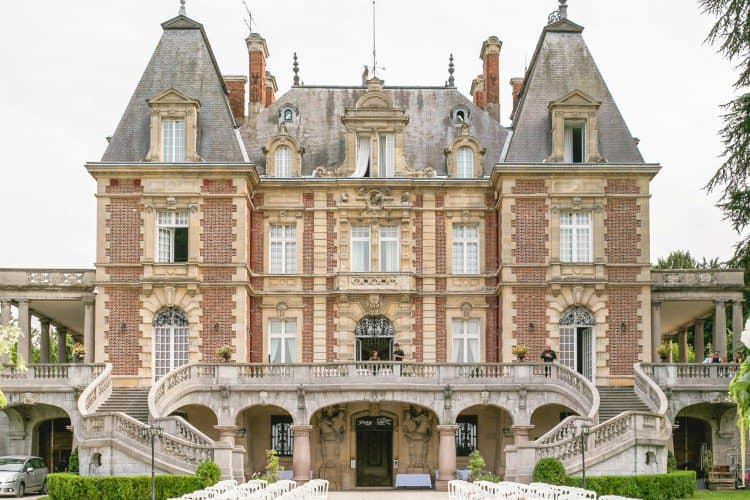 Chateau Boumont - Paris Region - Oliver's Travels