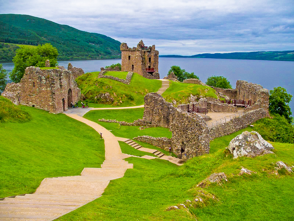 Dog Friendly Places To Stay Loch Ness