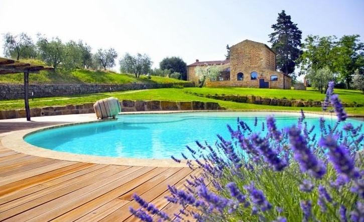 Chianti Villa , Tuscany - Oliver's Travels