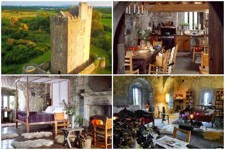 castles to rent in ireland