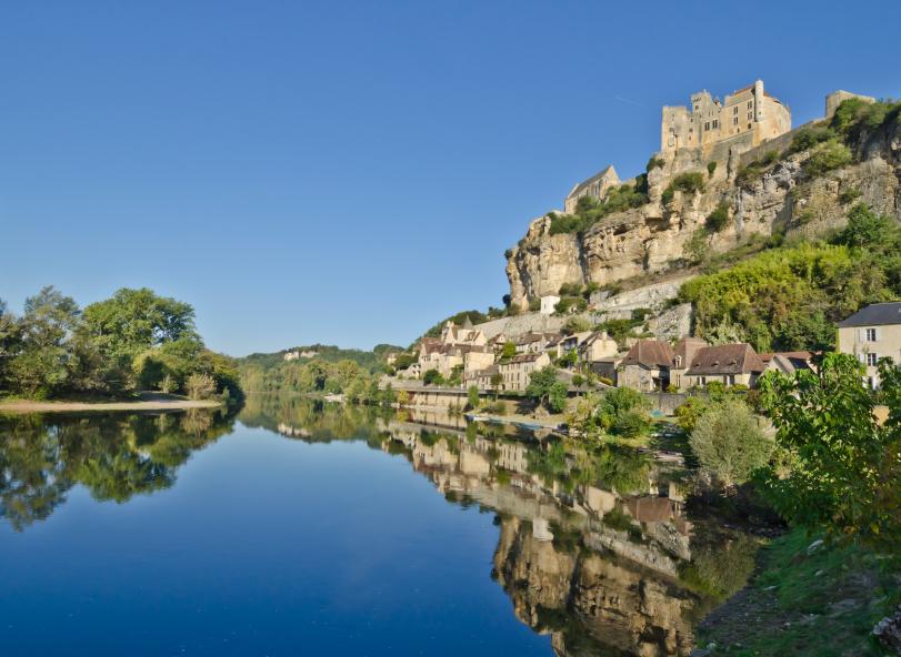 River - Dordogne -France - Oliver's Travels
