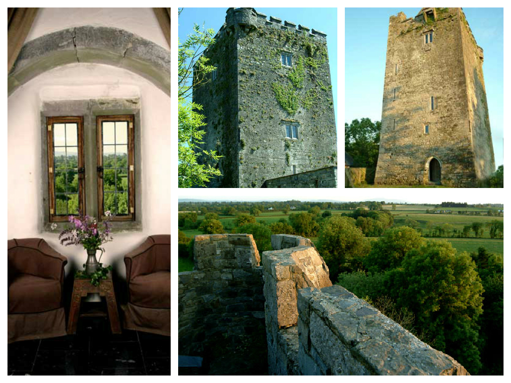 Towerhouse Castle - Ireland - Oliver's Travels
