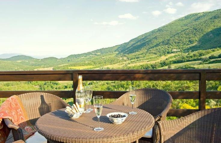 Villa Savini, Umbria - Oliver's Travels