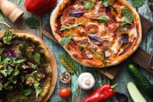 unusual pizza recipes, italy