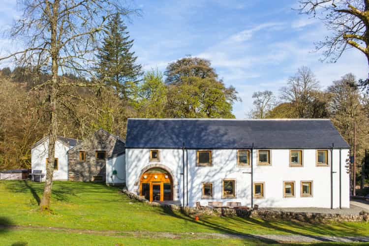 Argyll Barn - Scotland - Oliver's Travels