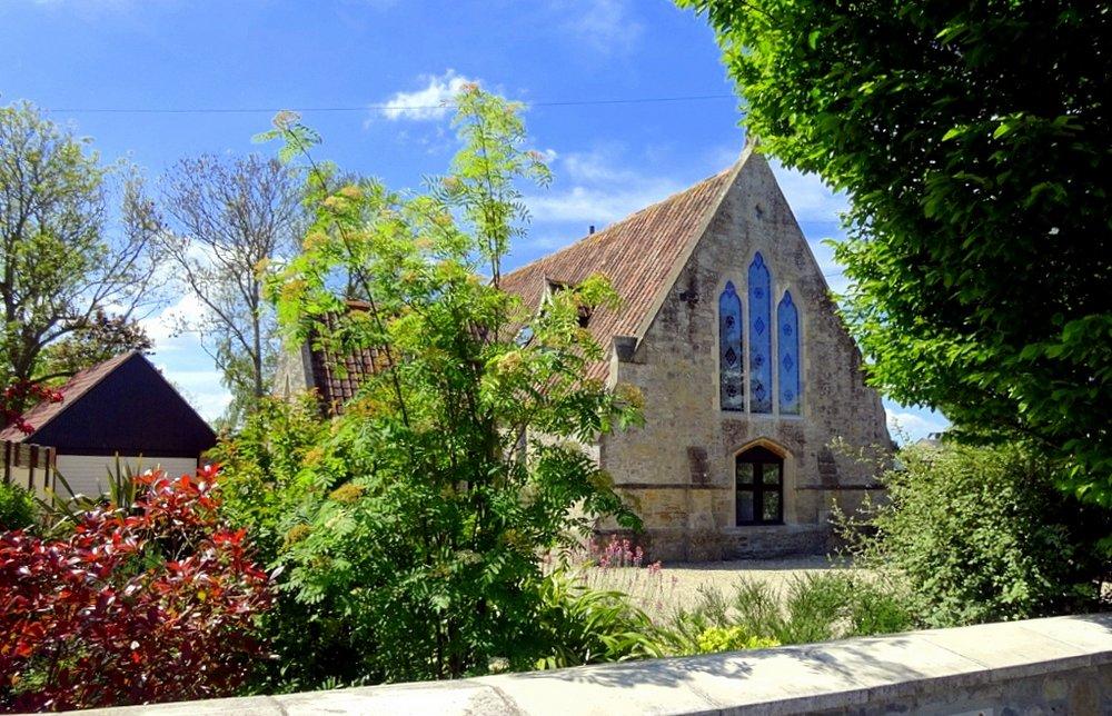 Cooksbridge Chapel - Somerset - Oliver' s Travels