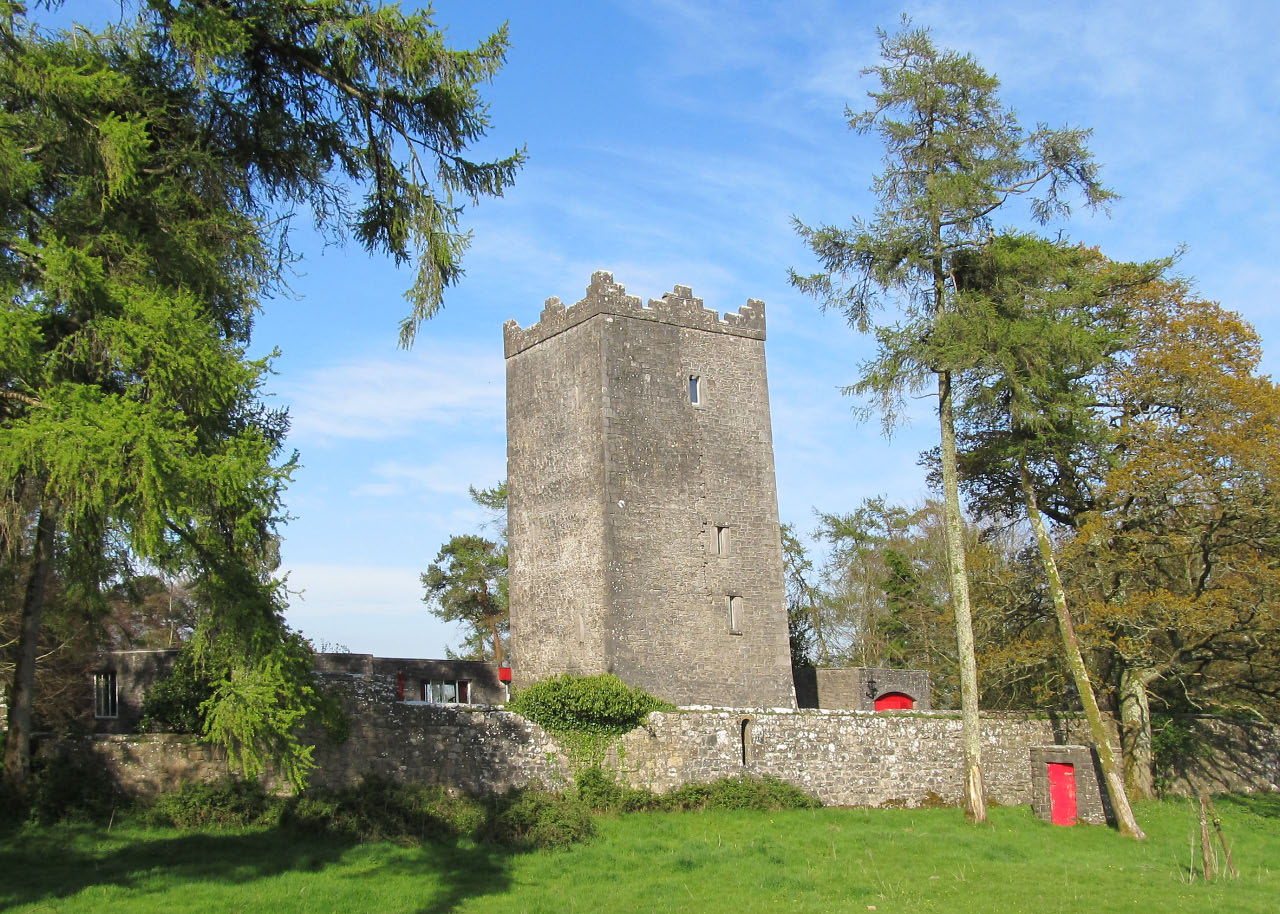 County Meath Castle - Ireland - Oliver's Travels