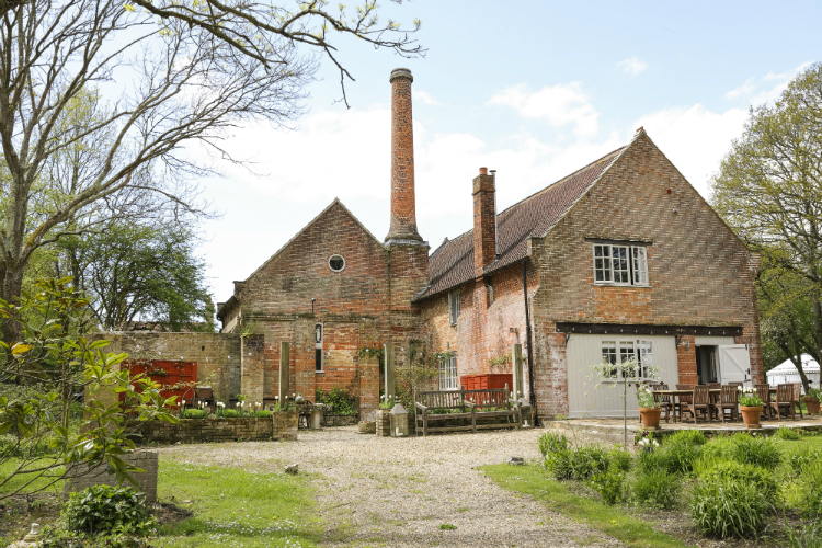 The Brick House, New Forest