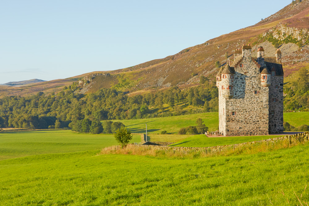 The Fortalice - Scotland - Oliver's Travels