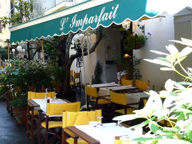 French Restaurant - Imparfait