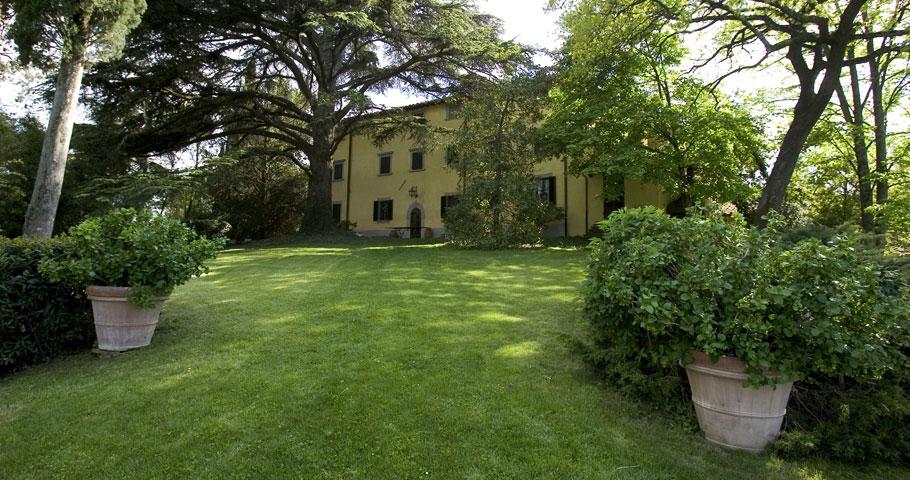 Villa Ciabattoni - Tuscany - Oliver's Travels