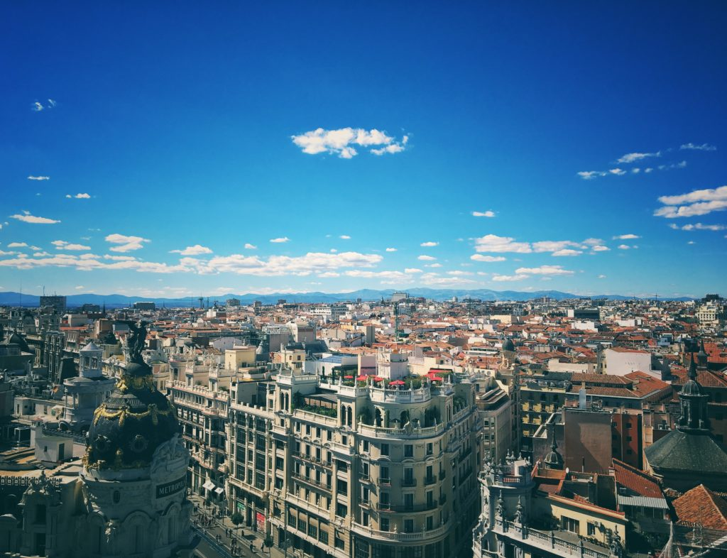 A Tour Of Spain S Best Rooftop Bars Oliver S Travels