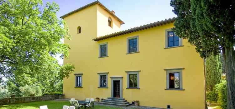 Villa Impruneta, Tuscany