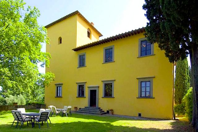 Villa Imprunetta, Tuscany, Central Italy Villa Vacation Rental
