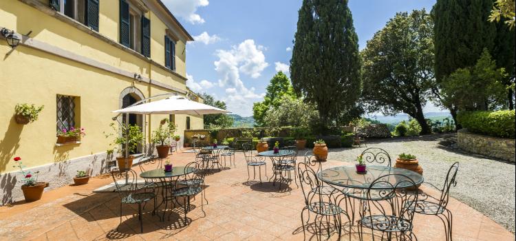 Villa Nicoletta, Montepulciano