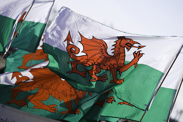 Celebrating St David's Day - Oliver's Travels (Image courtesy of The National Assembly for Wales via Flickr)