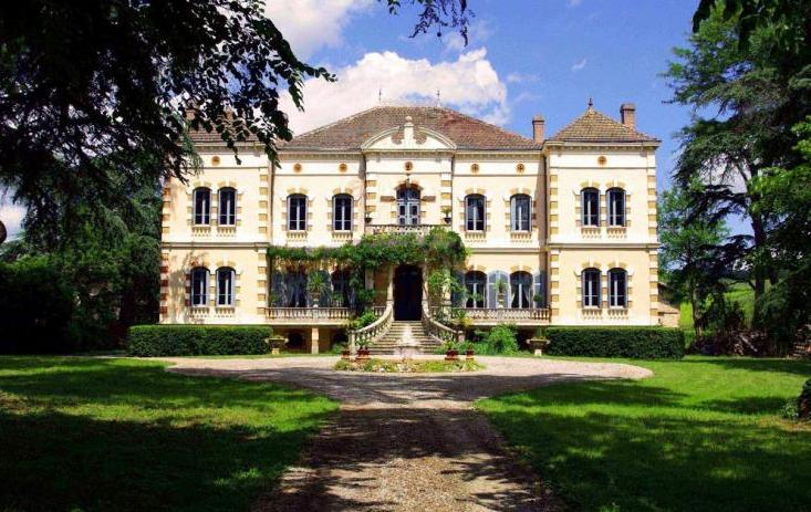 Chateau Gaillac - Midi Pyrenees - Olivers Travels