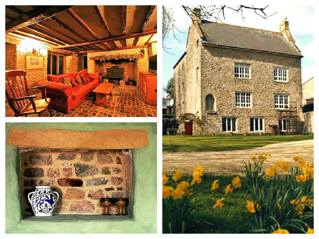 Medieval Manor, Wales - Oliver's Travels