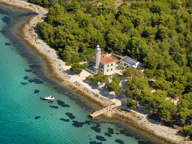Villa Lighthouse - Croatia - Oliver's Travels